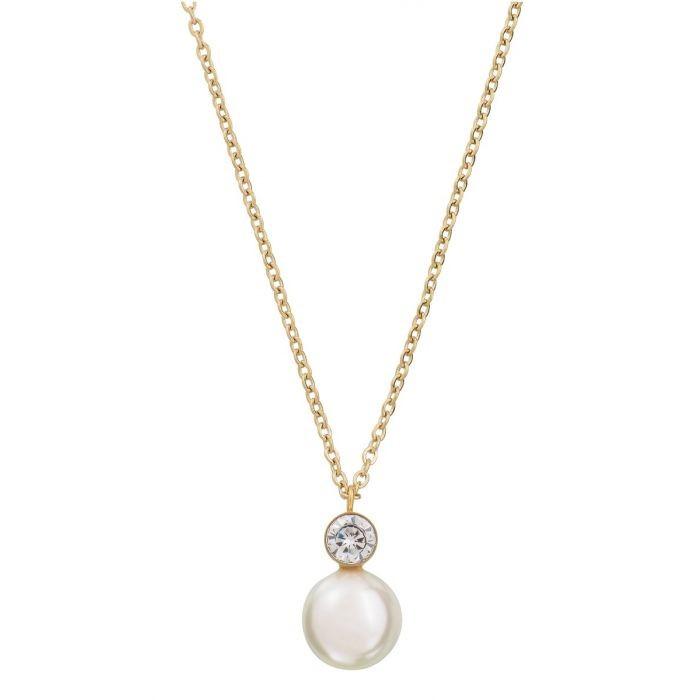 fabafa49 Luna smykke med perle/krystall | Nettbutikk - Jewelbox.no