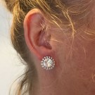 Blossom glory earrings thumbnail