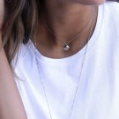 Shell Necklace Steel thumbnail