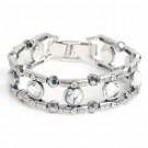 A&C Native bracelet white silver thumbnail