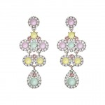 Kate earrings sugar pastel