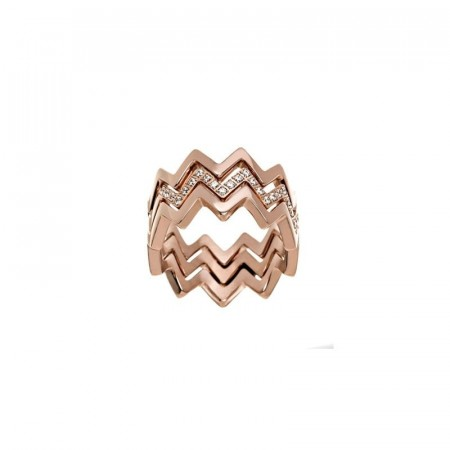 Alpine Ring Rose Gold