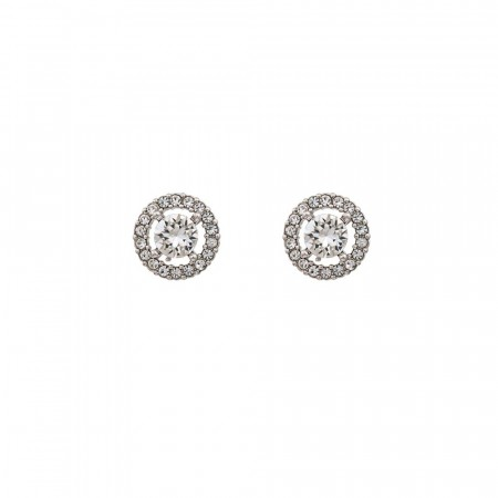Miss Miranda earrings crystal