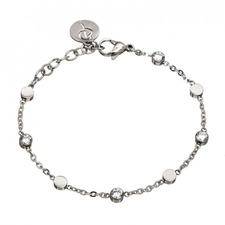 Belle Uno Bracelet Multi Steel
