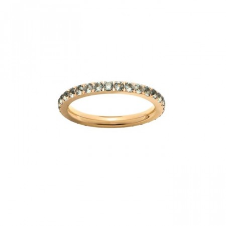 Edblad Glow ring olive gold