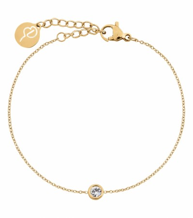 Edblad Dew drop bracelet gold