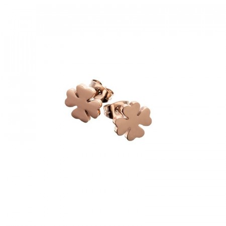 Lucky Studs Rose Gold