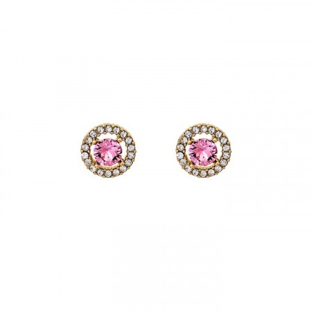 Miss Miranda earrings light rose