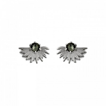 HIPANEMA earrings GALA silver