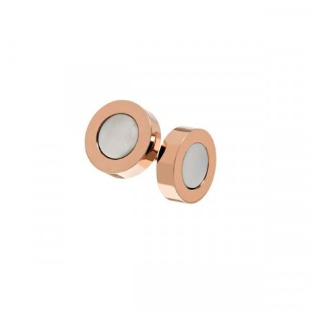Arctic Studs Rose Gold