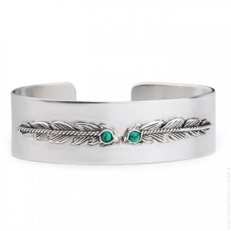 HIPANEMA bangle armbånd PHILYN silver