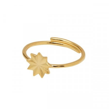 Intobloom ring gold