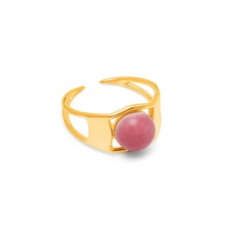 Arch ring heather/rosa