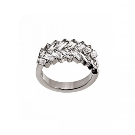 Vendela Ring Steel