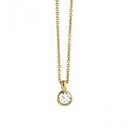 Dyrberg/Kern Ette necklace gold
