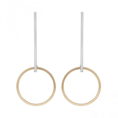 Taxi long ear silver/gold