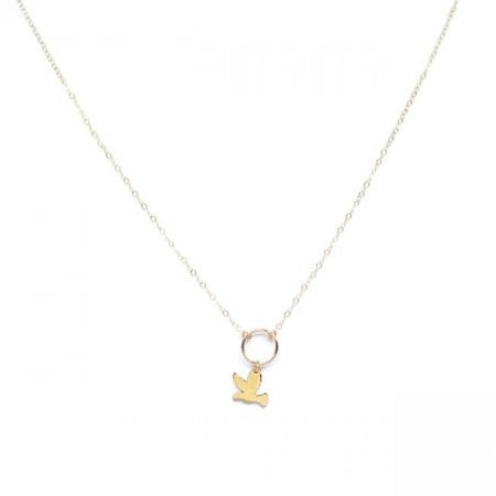 Lily freedom necklace