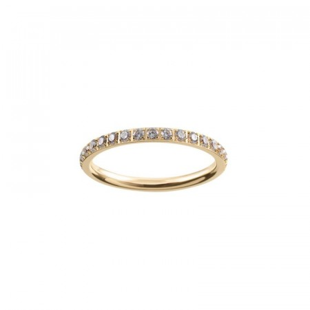 Edblad Glow ring micro gold