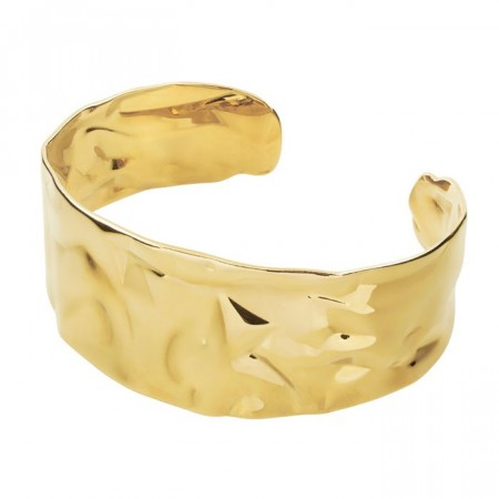 Dyrberg/Kern Structia gull bangle