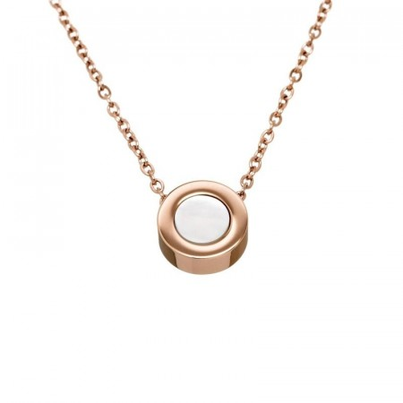 Arctic Necklace Rose Gold