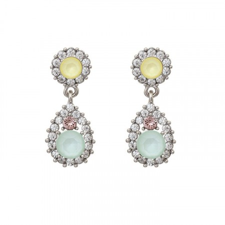 Sofia earrings sugar mint