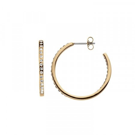 Dyrberg/Kern Quinnie gold earrings