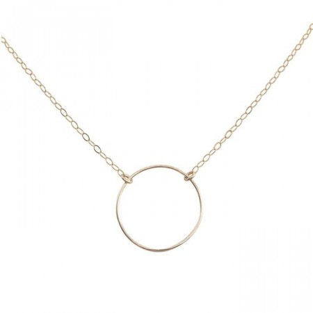 Karma Ring Necklace