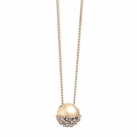 A&C Sparkling ball necklace