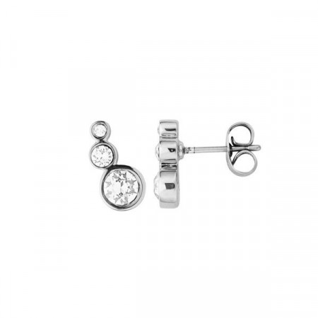 Dyrberg/Kern Lini silver earrings