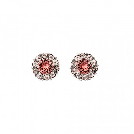 Miss Sofia earrings rose peach