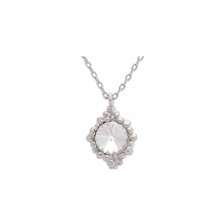 Bonnie necklace crystal