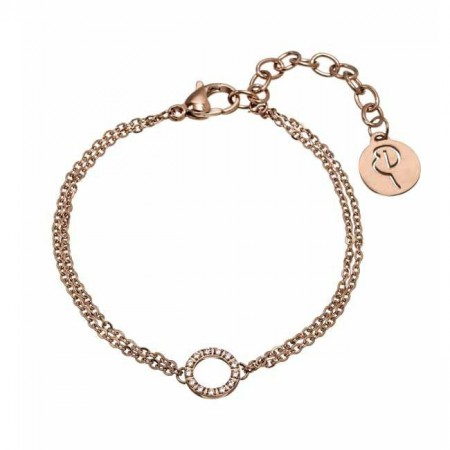 Glow Mini Bracelet Rose Gold