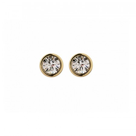 Dyrberg/Kern Noble earrings gold