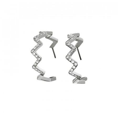 Alpine Earrings Steel