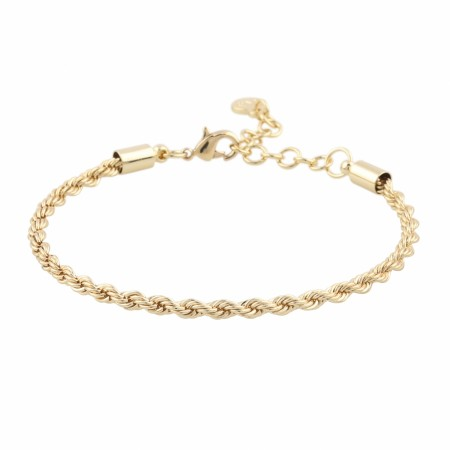 SNÖ Chase Hege bracelet single plain gold