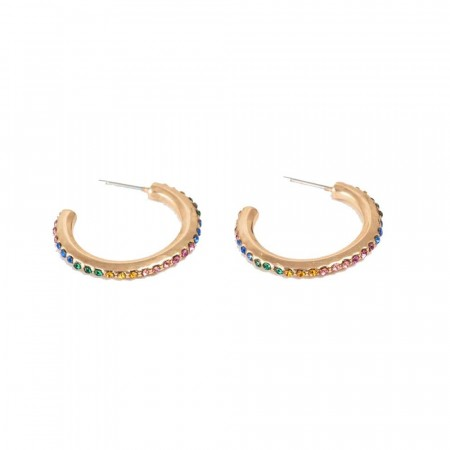 A&C Rainbow hoops
