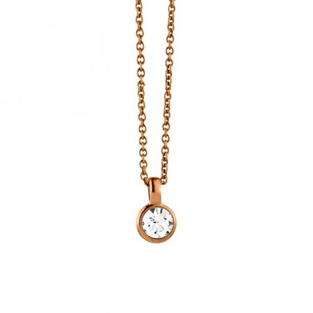 Dyrberg/Kern Ette necklace rose gold