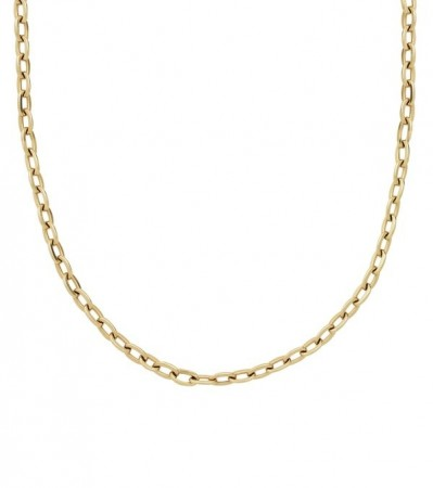 Edblad chain Linked medium gold