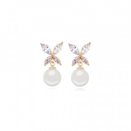 Pretty in pearls earrings