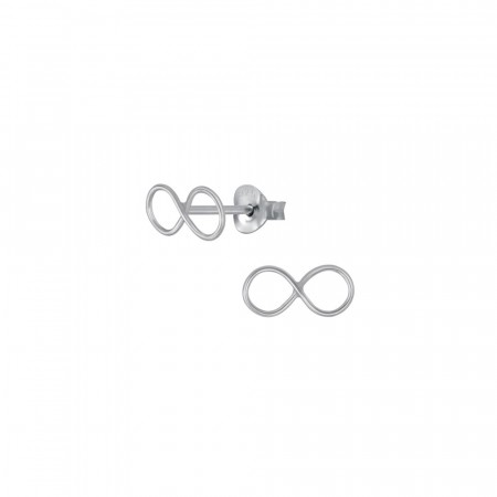Sterlingsølv Infinity mini earrings
