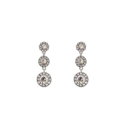 Petite Sienna earrings crystal