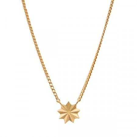 Intobloom necklace gold