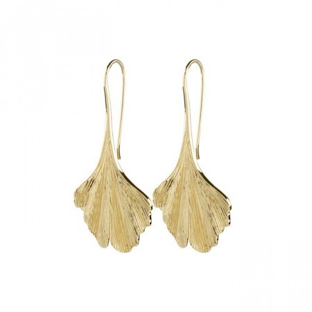 Dyrberg/Kern Dihna earrings shiny gold