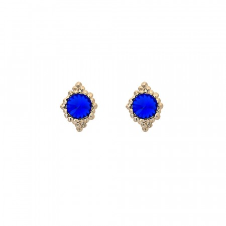 Miss Bonnie earrings majestic blue
