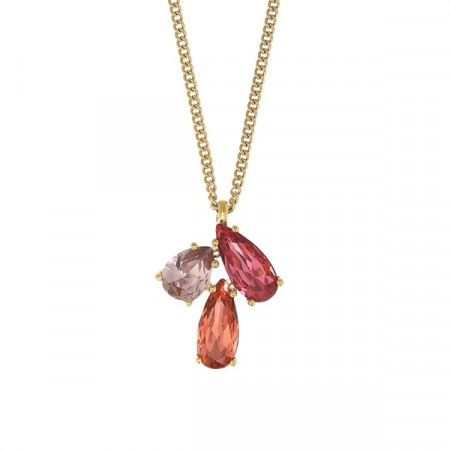 Dyrberg/Kern Avira necklace summer fruit