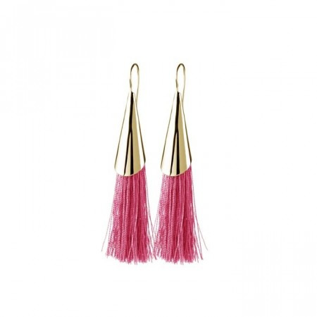Dyrberg/Kern Cybill earrings pink