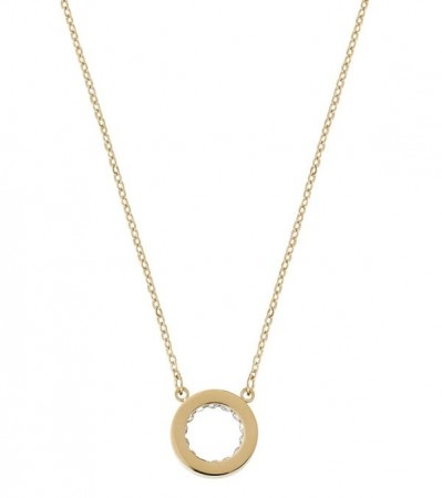 Monaco necklace gold