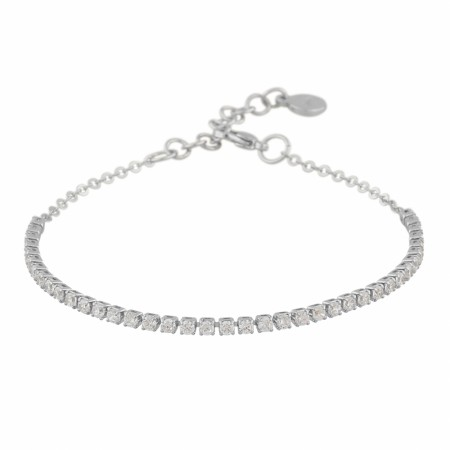SNÖ Camille bracelet silver/clear