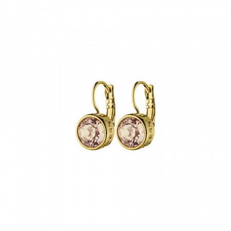Dyrberg/Kern Louise earrings golden shadow