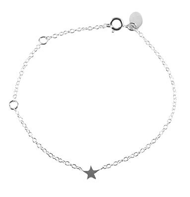 Cooee Star Silver Bracelet